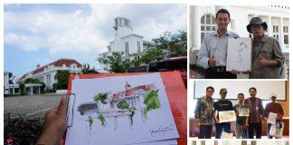 Kamisketsa Museum Bank Indonesia