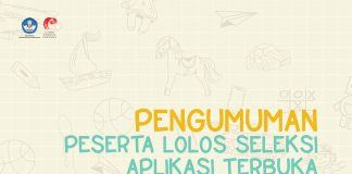 Pengumuman Peserta Lolos Seleksi Pameran MAIN Festival Seni Rupa Anak Indonesia