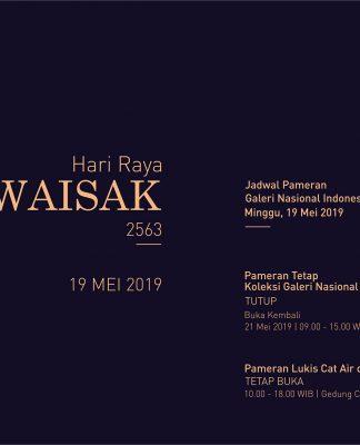 Waisak 2563 2019
