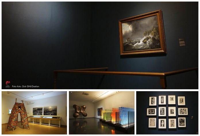 pameran tetap galeri nasional