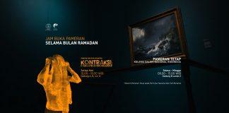 Jam Buka Pameran Selama Ramadan di Galeri Nasional Indonesia
