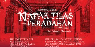 Pameran Priyaris Munandar Napak Tilas Peradaban