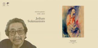 Seniman Jeihan Sukmantoro berpulang pada Jumat, 29 November 2019