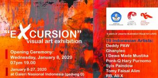 Pameran JIVA Excursion