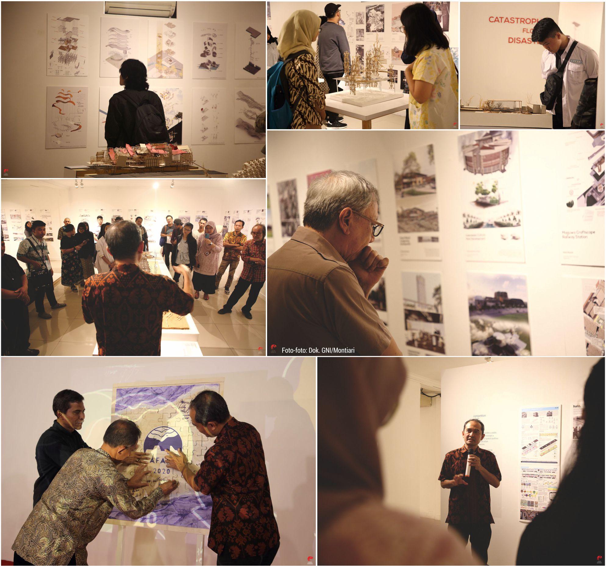 You are currently viewing Mengawinkan Seni Rupa dan Arsitektur dalam AFAIR 2020
