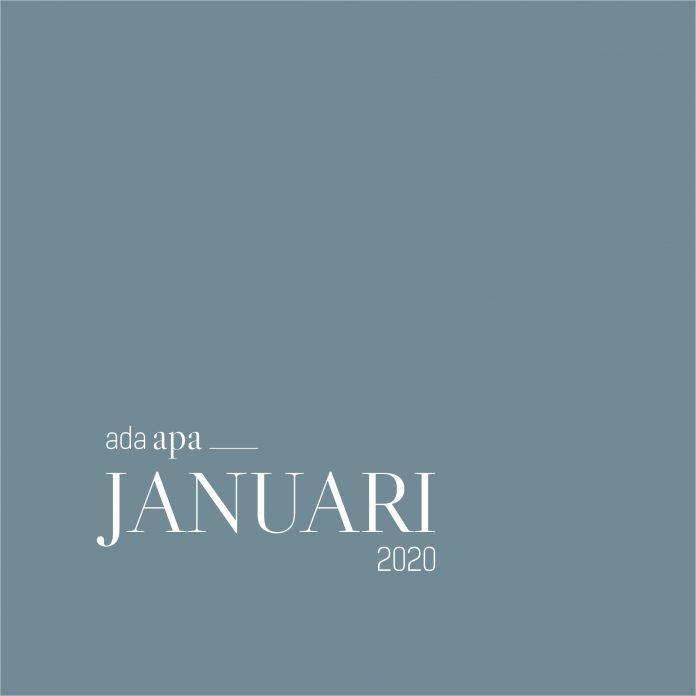 Agenda Januari 2020 di Galeri Nasional Indonesia