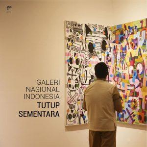 Read more about the article Antisipasi Penyebaran Covid-19, Galeri Nasional Indonesia Tutup Sementara