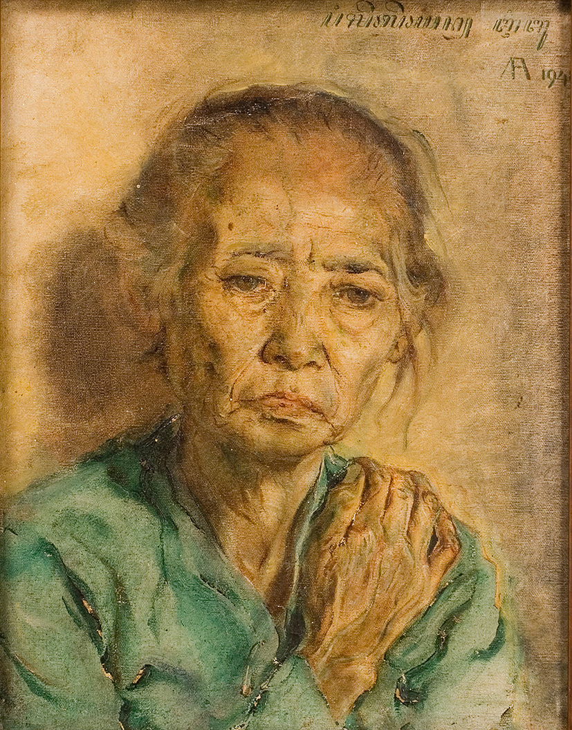 26+ Lukisan potret diri termasuk lukisan beraliran info