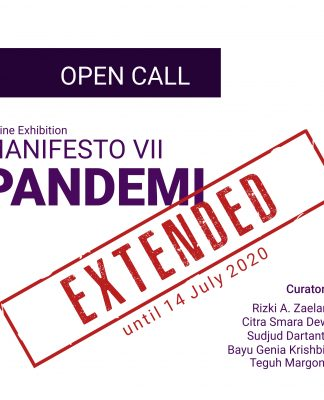 open call manifesto pandemi extended