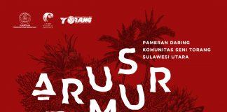 Poster Arus Timur