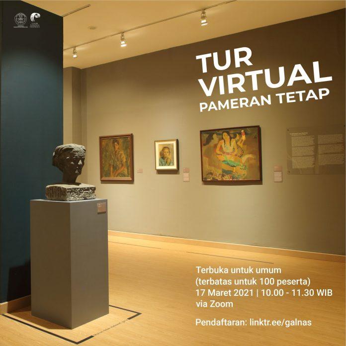 Tur Virtual Pameran Tetap Koleksi GNI