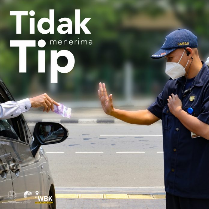 Public Campaign WBK #1 - No Tip