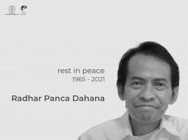 Obituari Radhar Panca Dahana