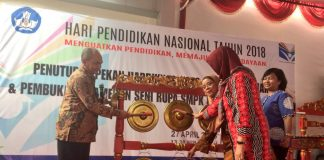 Penutupan Hardiknas DKI Jakarta 2018