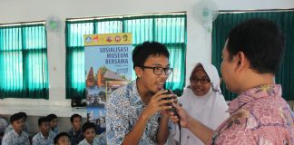Sosialisasi Museum Bersama di Cirebon