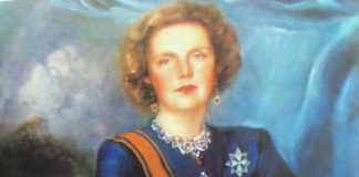Lukisan Ratu Juliana
