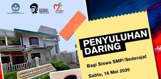 Penyuluhan Daring Museum Basoeki Abdullah Tingkat SMP/Sederajat