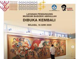 Museum Basoeki Abdullah Dibuka Kembali