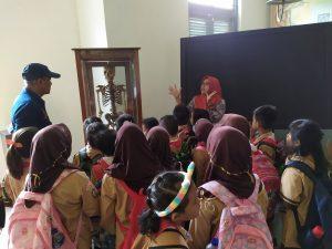 Read more about the article Siswa SDN 03 Senen Mengawali Liburan Sekolah di Museum Kebangkitan Nasional