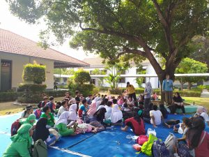 Read more about the article Wisata Edukatif ala SDN Batu Ampar 09 Pagi Jakarta