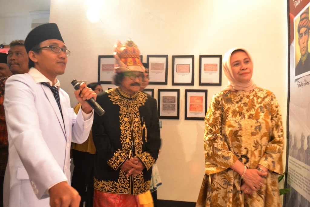 Read more about the article Pameran Teuku Moehammad Hasan