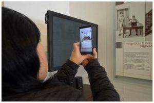 Read more about the article Cara baru menikmati museum : Museum Digital