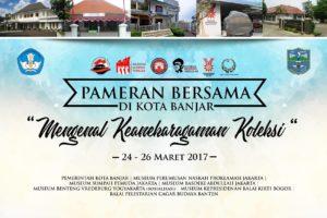 """Read more about the article Pembukaan Pameran Bersama di Kota Banjar """"Mengenal Keanekaragaman Koleksi"""""""