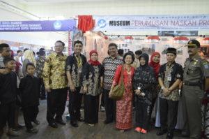 """Read more about the article Pengunjung Pameran """"Mengenal Keanekaragaman Koleksi"""" di Kota Banjar"""