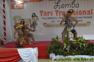 Read more about the article Lomba Tari Tradisional Tingkat Sekolah Dasar