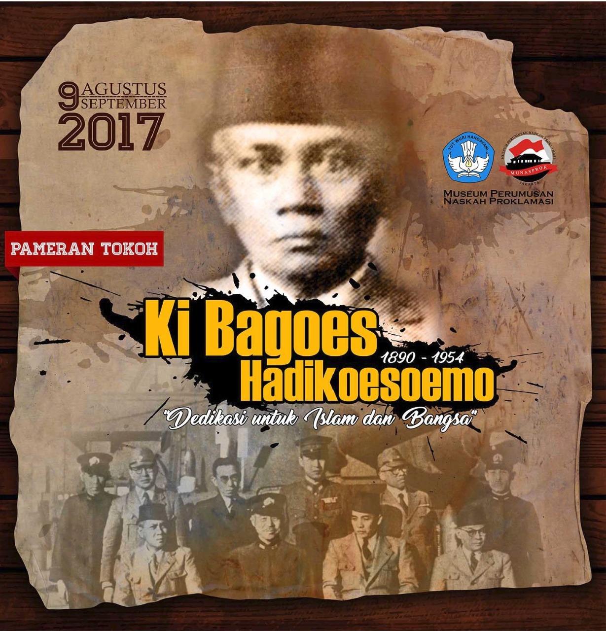 "Read more about the article Pembukaan Pameran Tokoh ""Ki Bagoes Hadikoesoemo"""