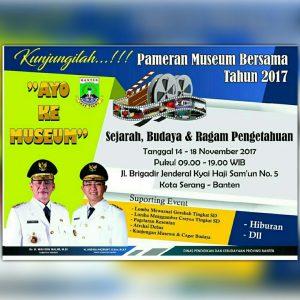 Read more about the article Pameran Museum Bersama Tahun 2017