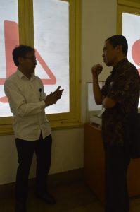 Read more about the article APLIKASI SIJI MENARIK PERHATIAN  PARA PESERTA DIKLAT PIM II LAN