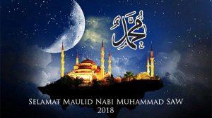 Read more about the article PERAYAAN MAULID NABI 12 RABI'UL AWWAL 1440 HIJRIYAH
