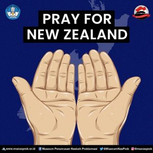 Read more about the article Belasungkawa Untuk Muslim New Zaeland