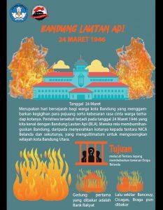 """Read more about the article Tepat hari ini, 73 tahun yang lalu terjadi peristiwa """"Bandoeng Laoetan Api"""""""