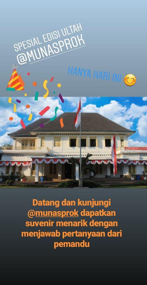 Read more about the article MENGENANG SEJARAH MUSEUM PERUMUSAN NASKAH PROKLAMASI
