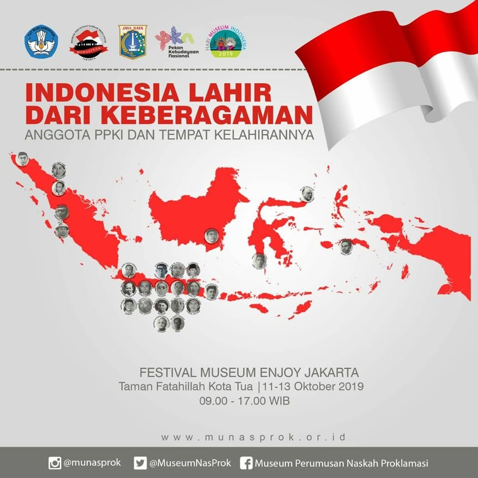You are currently viewing Kunjungi Munasprok di Festival Museum Enjoy Jakarta