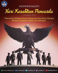 Read more about the article HARI KESAKTIAN PANCASILA