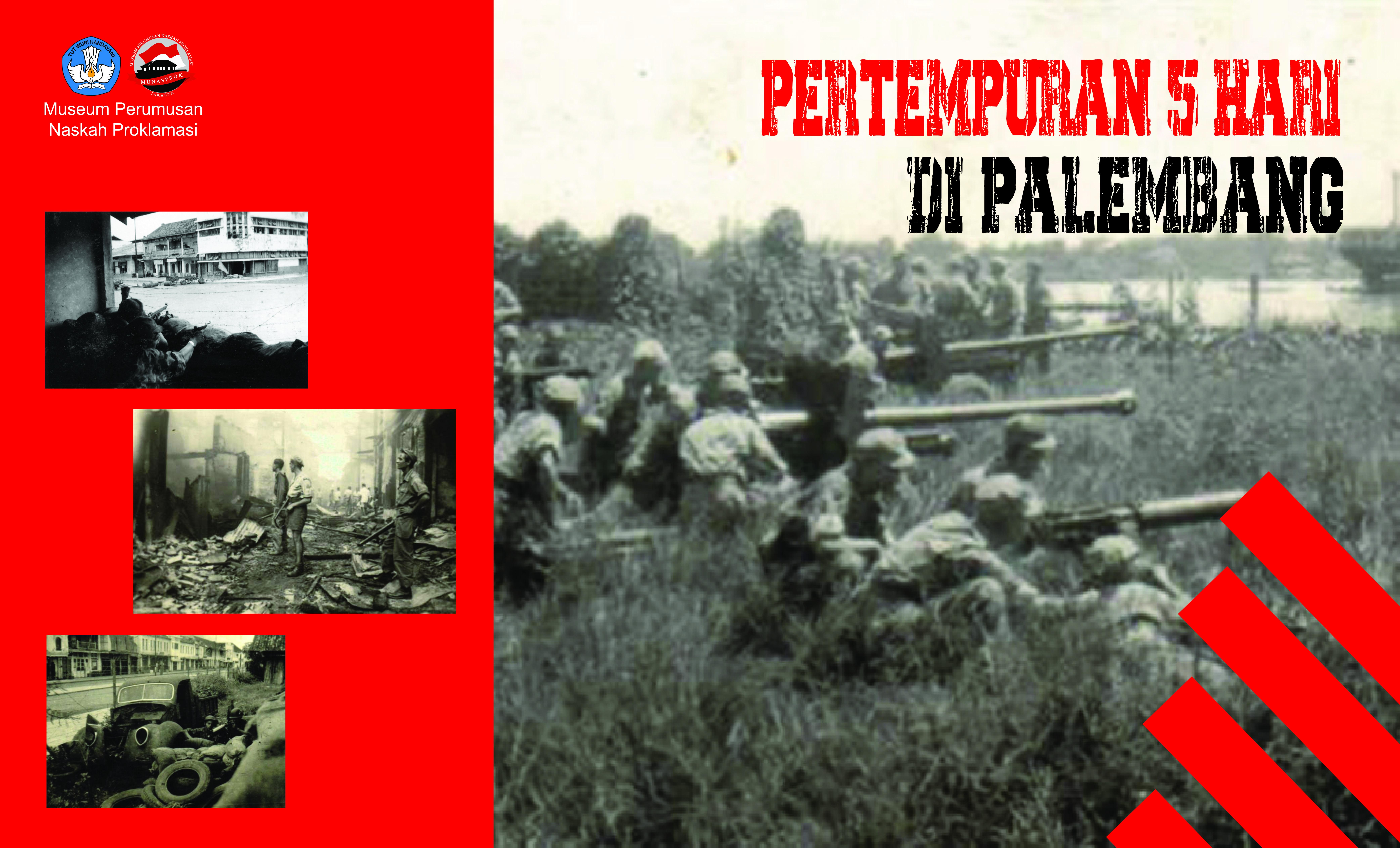 Pertempuran 5 Hari 5 malam di Palembang