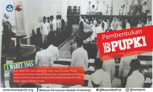 Read more about the article JANJI KEMERDEKAAN : PEMBENTUKAN BPUPKI