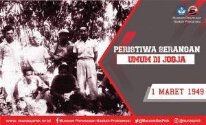 Read more about the article SERANGAN UMUM 1 MARET 1949