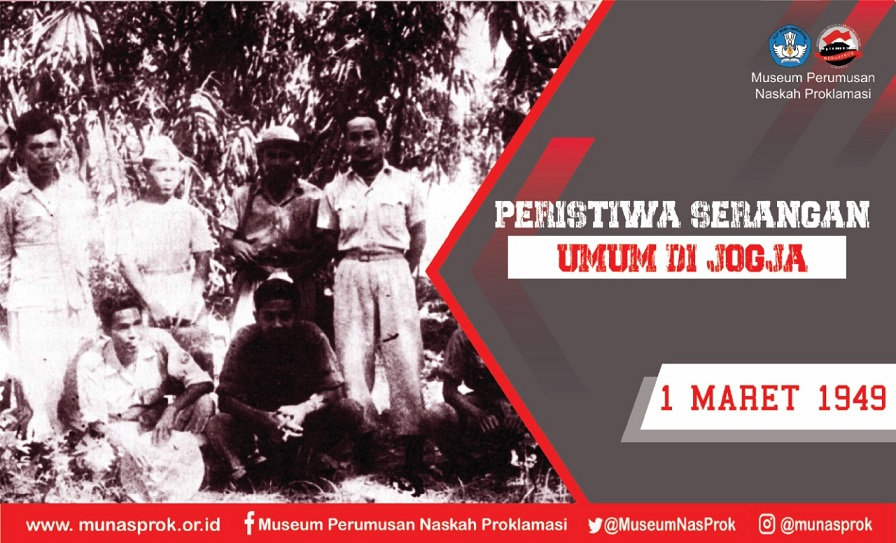 You are currently viewing SERANGAN UMUM 1 MARET 1949
