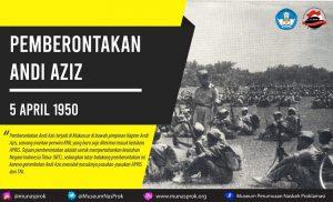 Read more about the article Pemberontakan Andi Azis / Andi Azis Rebellion