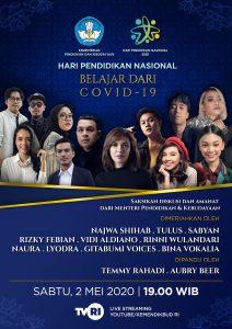 """Read more about the article Hari Pendidikan Nasional – """"Belajar dari Covid-19"""""""