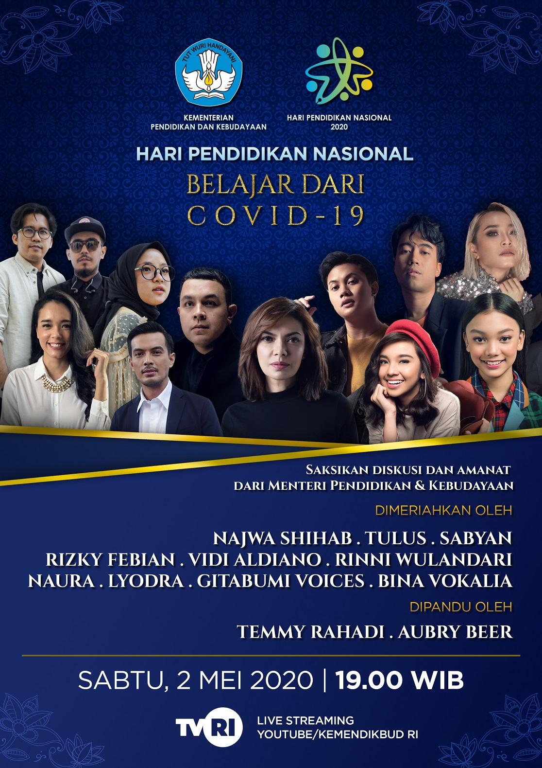 """You are currently viewing Hari Pendidikan Nasional – """"Belajar dari Covid-19"""""""