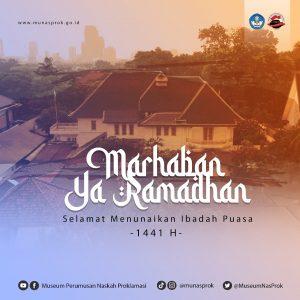 Read more about the article Selamat Menunaikan Ibadah Puasa