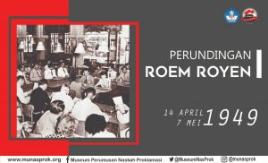 Read more about the article PERUNDINGAN ROEM-ROYEN