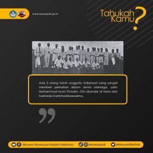 Read more about the article [TAHUKAH KAMU : Para Vokalis Volksraad – Perjuangan Kaum Bumiputera di Parlemen]