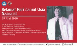Read more about the article Hari Lanjut Usia Nasional