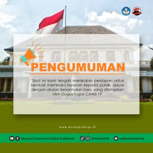Read more about the article [INFO MUNASPROK]